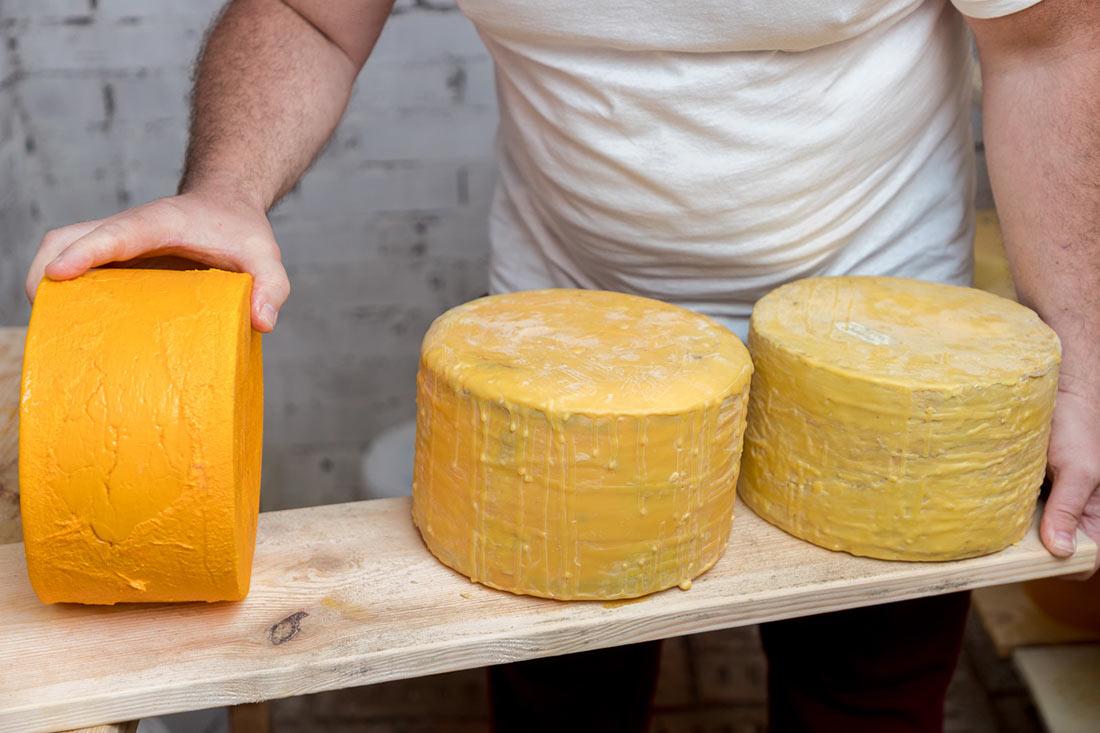 Назустріч сонцю: як у селі Івки крафтовий сир виробляють (ВІДЕО)