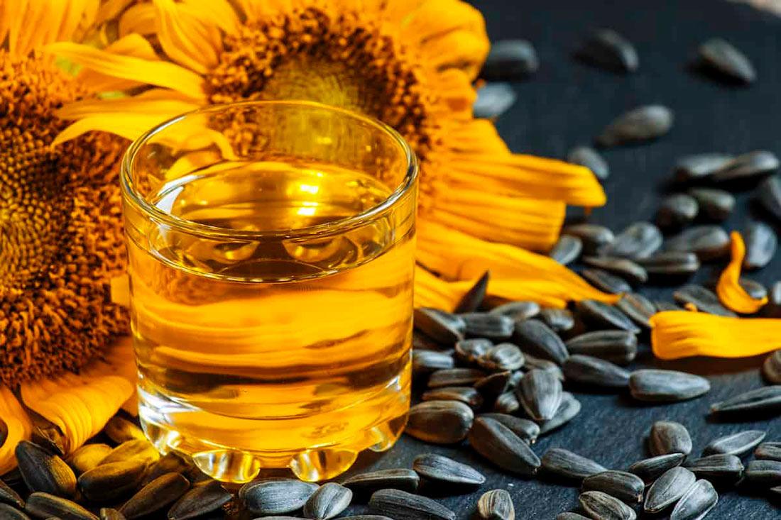 В этом маркетинговом году отмечается спад экспорта подсолнечного масла