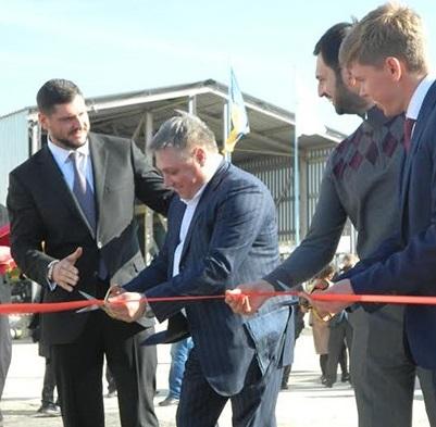 Терминал-УПСС открывает новый резервуарный парк для тропических масел