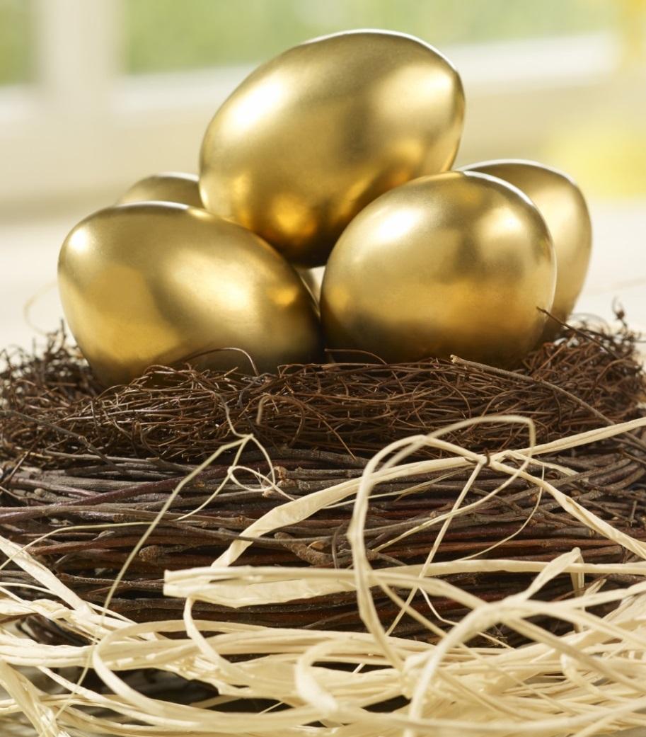«Золотые яйца»