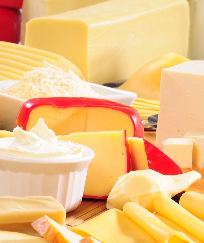 Экспортные поставки украинского сыра значительно сократились