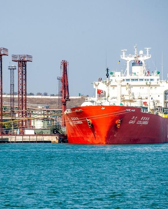 Экспорт зерновых из морских портов и объемы грузопереработки значительно выросли