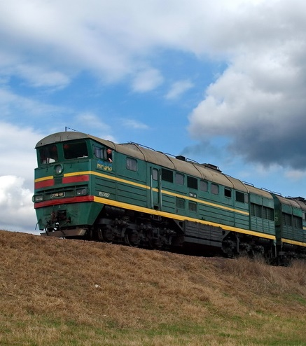 Грузинские локомотивы будут транспортировать украинские зерновые