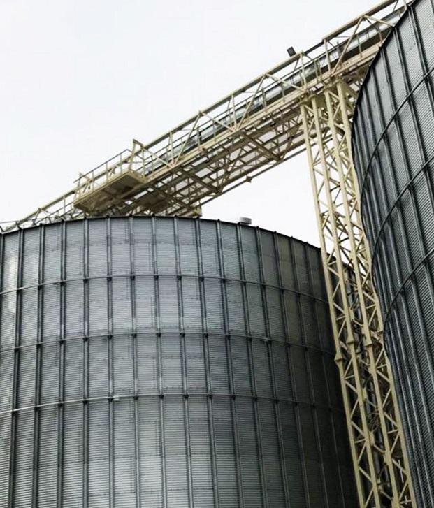 Терминал в Голой Пристани введен в эксплуатацию, планируется возведение еще 10 речных терминалов