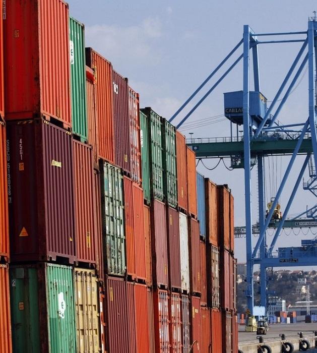 Контейнерооборот морских портов увеличился — АМПУ