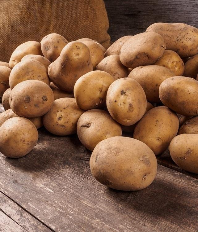 За полугодие экспортировано в 2 раза больше картофеля, чем в 2016-м