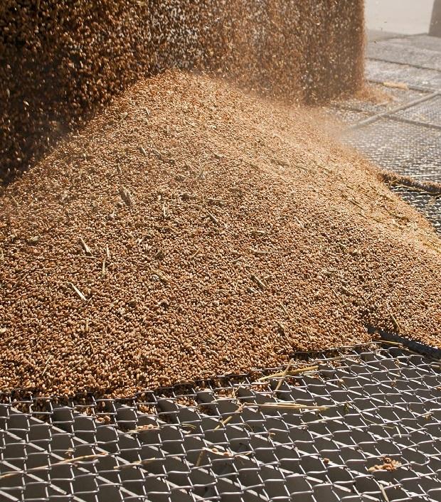 «Черноморск» увеличил показатели перевалки зерна