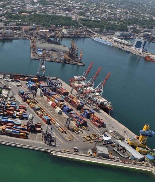 Корейцы в порту Черноморск хотят построить зерновой комплекс