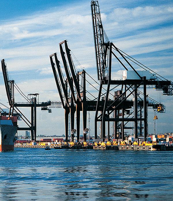 Портовый сбор будет снижен на 20%