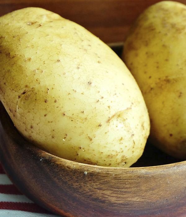 Ученые создали «золотой» картофель