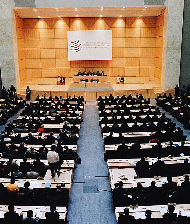 В Женеве прошло заседание членов ВТО, посвященное защите растений