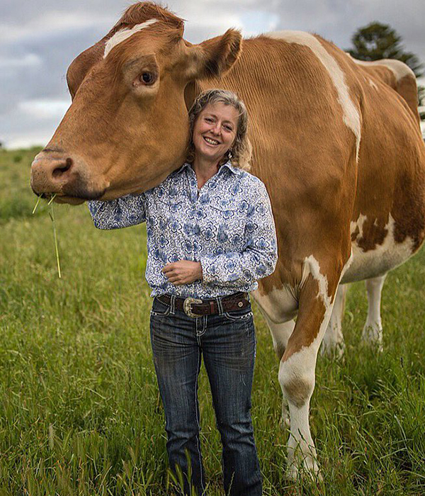 Мечта гигантомана: огромный бык Big Moo из Австралии (ФОТО)