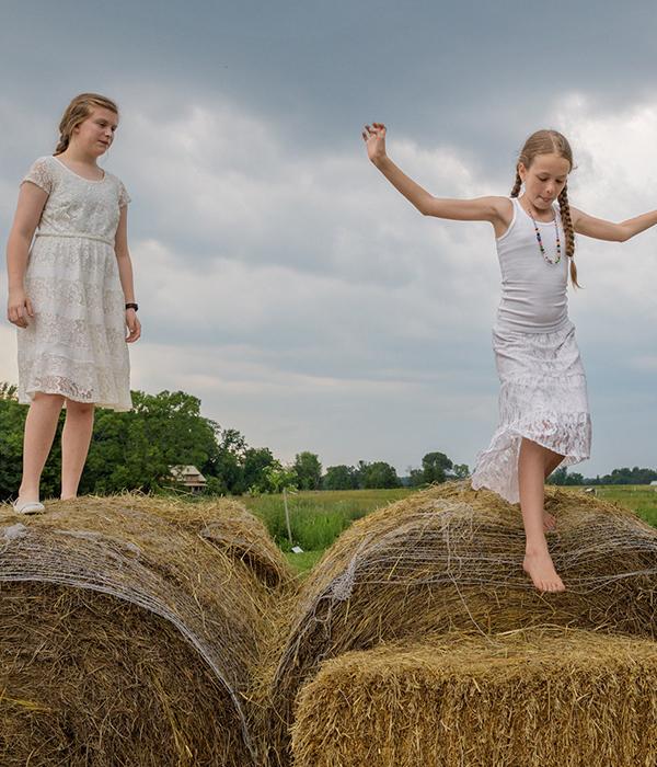 Фермы мира в фокусе National Geographic (ФОТО)