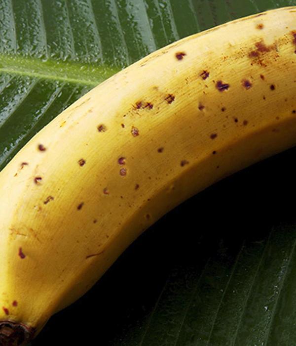 В Японии появились бананы со съедобной кожурой