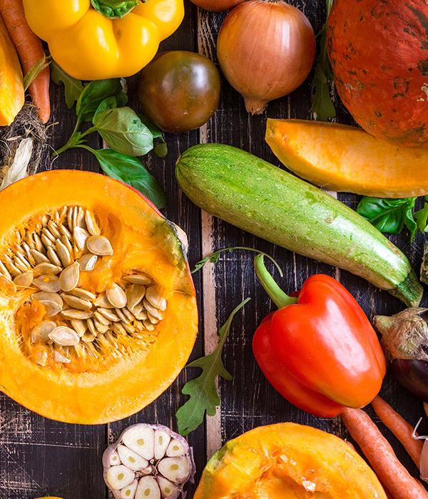 Овощи становятся трендом номер один
