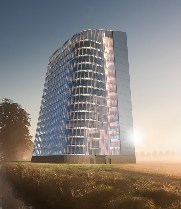 Монументальная гидропоника: шведы строят теплицу-небоскрёб (ФОТО)