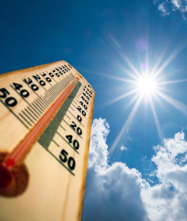 Ученые прогнозируют 4 года аномальной жары