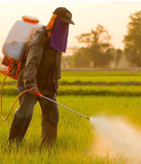 В ЕС одобрили использование трех активных ингредиентов пестицидов