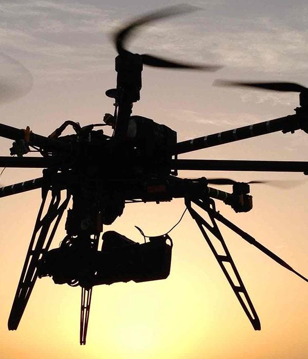Пересмотрены ограничения дронов на полеты