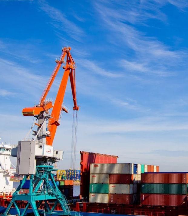За 8 месяцев морские порты сократили перевалку грузов
