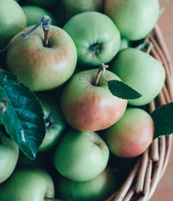 К апрелю яблоко значительно подешевеет