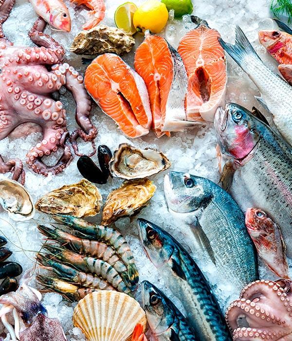 Экспорт, импорт и производство рыбной продукции