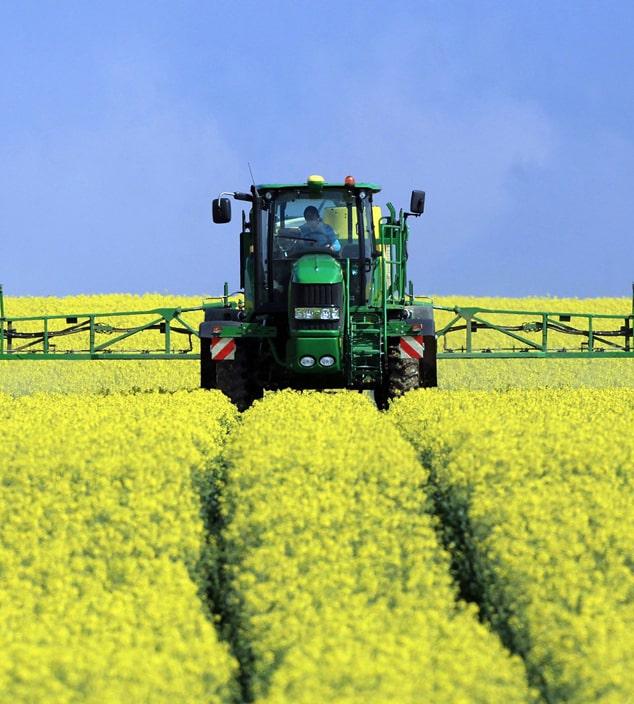 Модифицированные бактерии могут защитить урожаи и заменить токсичные пестициды