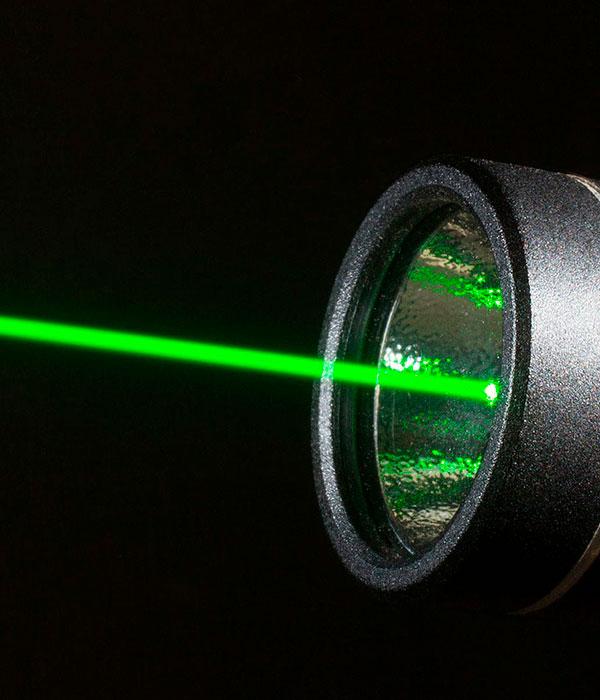 В испанской провинции Кадис протестировали «лазерное пугало»