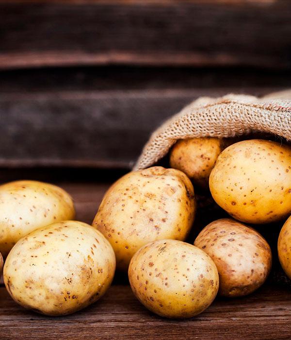 На фоне роста цен Украина стала закупать больше картофеля из Беларуси
