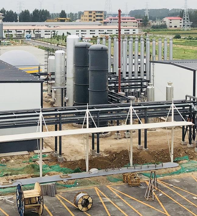 Появится новый биогазовый комплекс стоимостью €3,2 млн