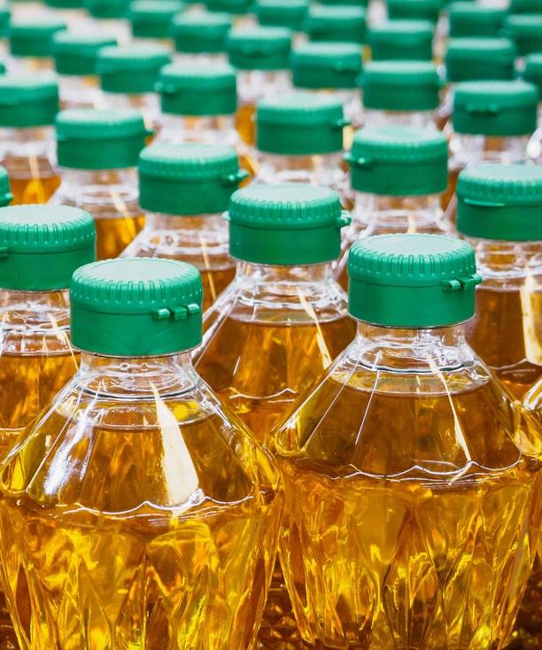 Растительные масла: экспорт, импорт
