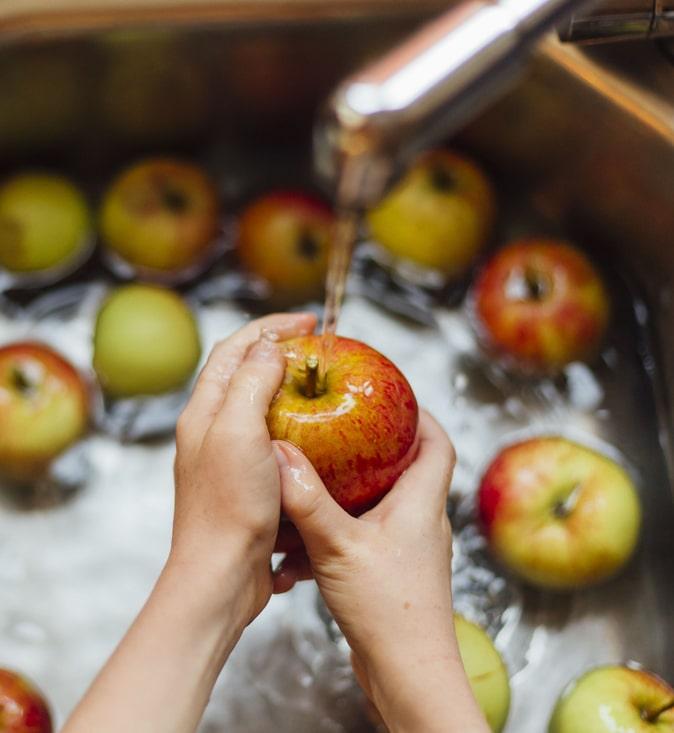 Аргентинцы разработали очиститель для фруктов и овощей, продлевающий срок хранения
