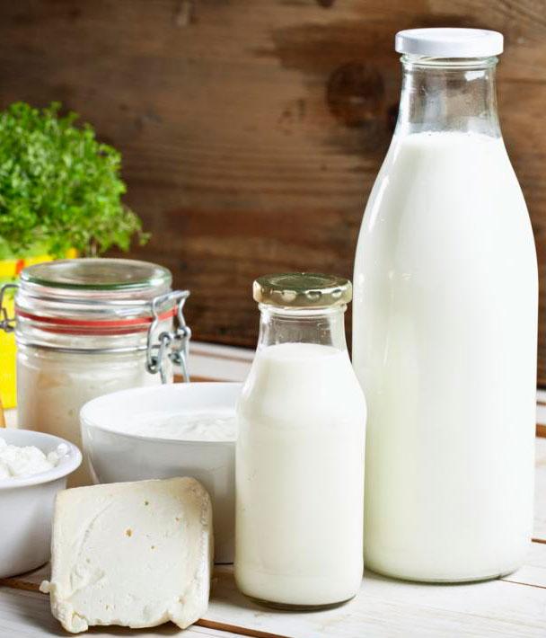 Отмечается снижение выпуска молока
