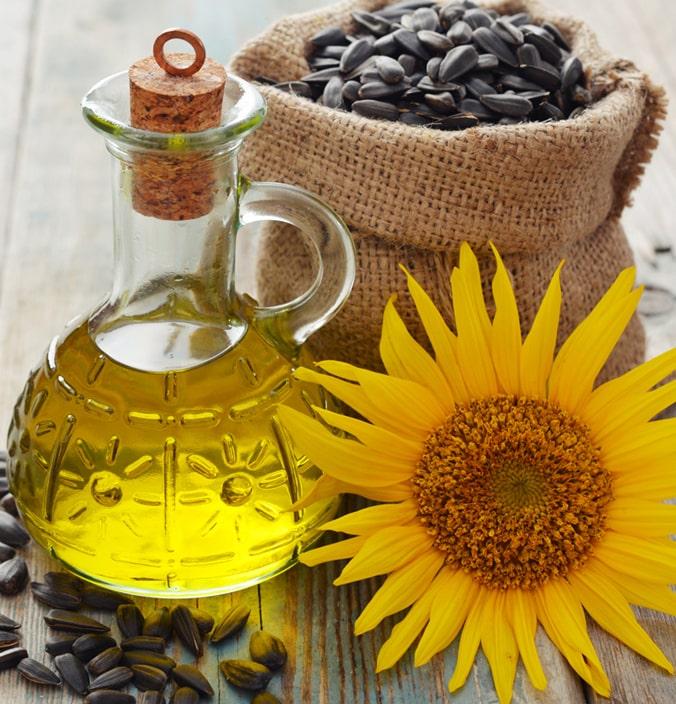 Экспорт украинского подсолнечного масла принес отличный доход