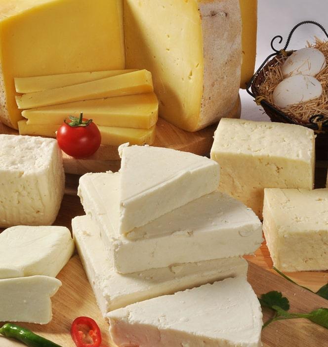 Сократился экспорт сыров