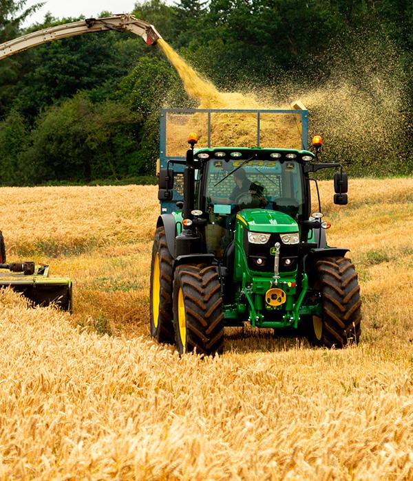 Аграрии намолотили 39 млн тонн зерна