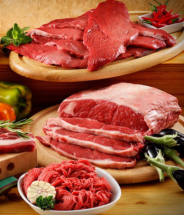 Мясо: экспорт, импорт, квоты