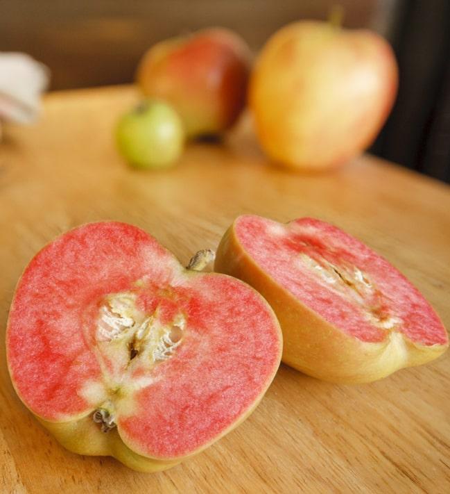 В Италии стало больше красных фруктов