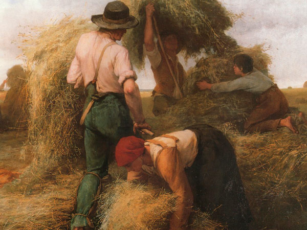 Фермеры в живописи: картины великих (ФОТО)