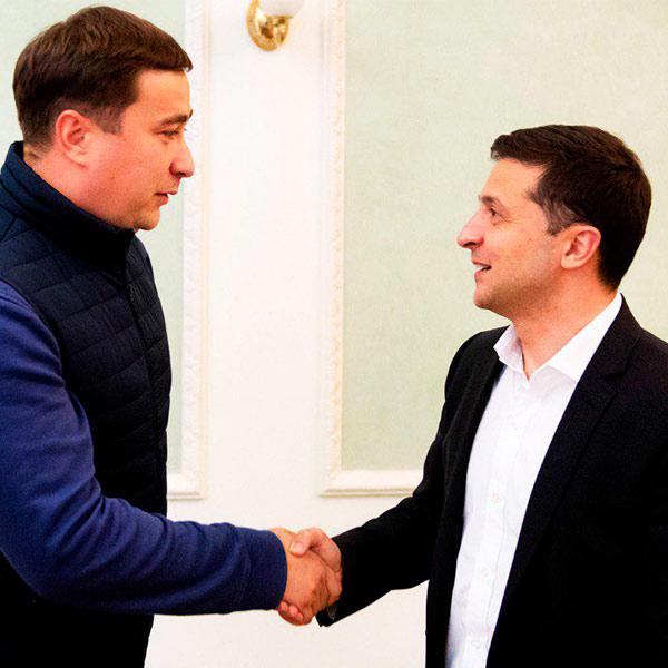 Лещенко стал уполномоченным президента по земельным вопросам