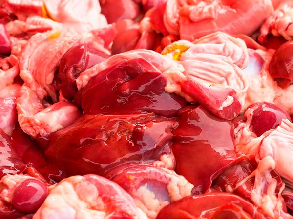Украина увеличила экспорт мяса птицы и субпродуктов